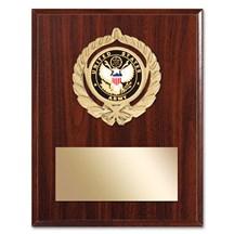 Military Plaque - 3 Sizes