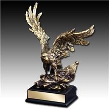 Elegant American Eagle Trophy - 3 Sizes