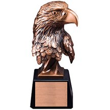 Elegant Bronze American Eagle