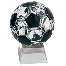 Crystal Soccer Ball - 3 Sizes