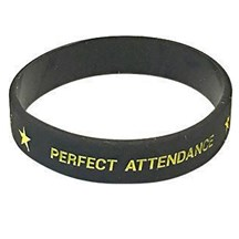 Perfect Att Silicone Wrist Band