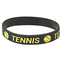 Tennis Silicone Wrist Band