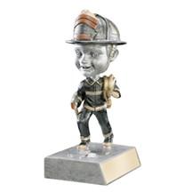 Fireman Bobblehead Trophy
