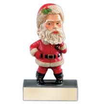 Santa Bobblehead Trophy
