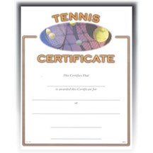 Tennis (8-1/2