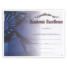 Academic Excellence (8-1/2