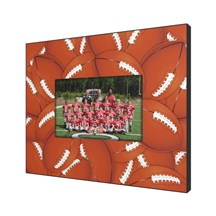 Football Picture Frame