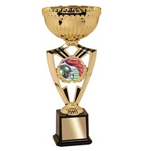 Ribbon Series Gold Cup - 5 Sizes