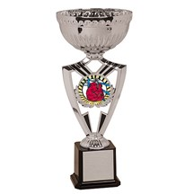 Ribbon Series Silver Cup - 5 Sizes