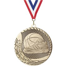 Basketball Medal - 2 Sizes