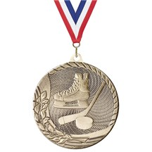 Hockey Medal - 2 Sizes