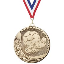 Soccer Medal - 2 Sizes