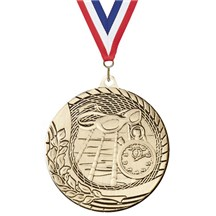 Swimming Medal - 2 Sizes