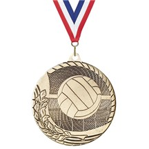 Volleyball Medal - 2 Sizes