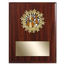 Star Frame Chess Plaque