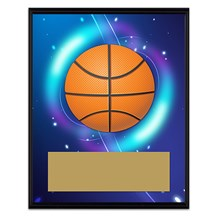 Exclusive Basketball Plaque
