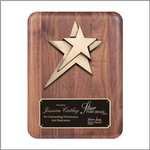 Double Star Walnut - 2 Sizes
