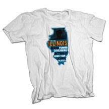 Governors Make Your License Plate T Shirt