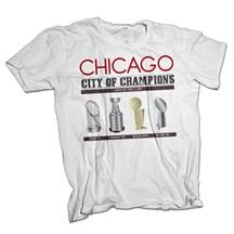 City of Champions T Shirt