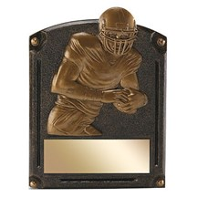Football Legends of Fame Resin Trophy - 2 Sizes