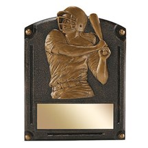Softball Legends of Fame Resin - 2 Sizes