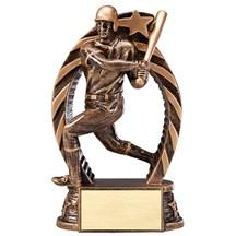 Baseball Star Series Trophy - 2 Sizes