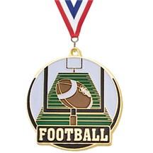 Hi-Tech Series Football Medal