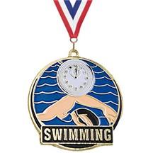 Hi-Tech Series Swimming Medal