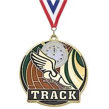 Hi-Tech Series Track Medal