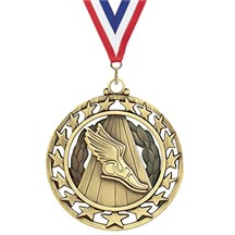 Superstar Series Track Medal