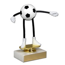 Moveable Soccer Trophy