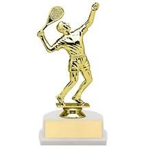 Tennis Theme Trophy