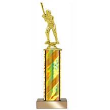 4 Sizes Classic Baseball Trophy