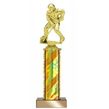 4 Sizes Classic Hockey Trophy