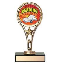 Tri-star Academic Trophy