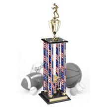 4-Post Tournament Trophy