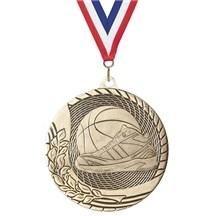Basketball Medal - 2 Sizes