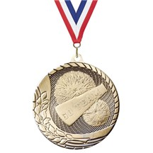 Cheer Medal - 2 Sizes