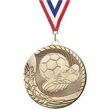 Soccer Medal - 2 Sizes