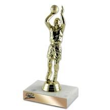 Basic Basketball Trophy
