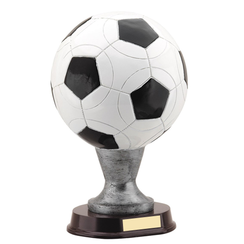 12 in Soccerball Sculpture Award