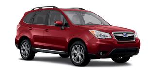 2016 Forester 2.5i Touring
