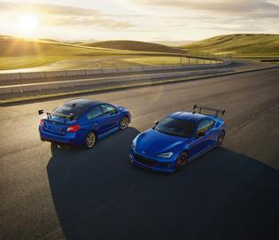 Subaru Announces Pricing on Limited Edition 2018 WRX STI Type RA and BRZ tS.