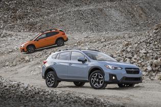 2018 Subaru Crosstrek Premium and Limited