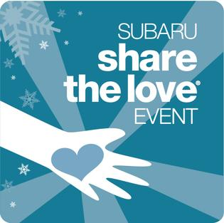 2020 Subaru Share the Love Event