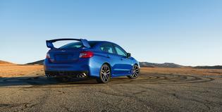 2020 Subaru STI