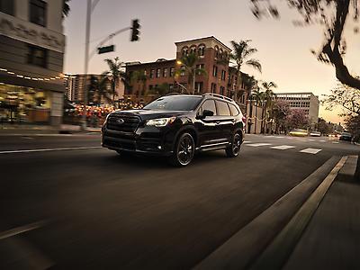 Subaru Announces Pricing on 2022 Ascent SUV Including New Onyx Edition Trim Level