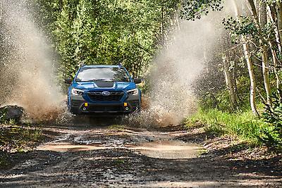 2022 Subaru Outback Wilderness
