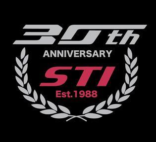 STI 30th Anniversary