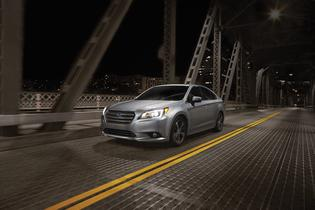 2016 Legacy Limited